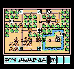 Toad's Castle Traveler's Guide to Super Mario Bros  3
