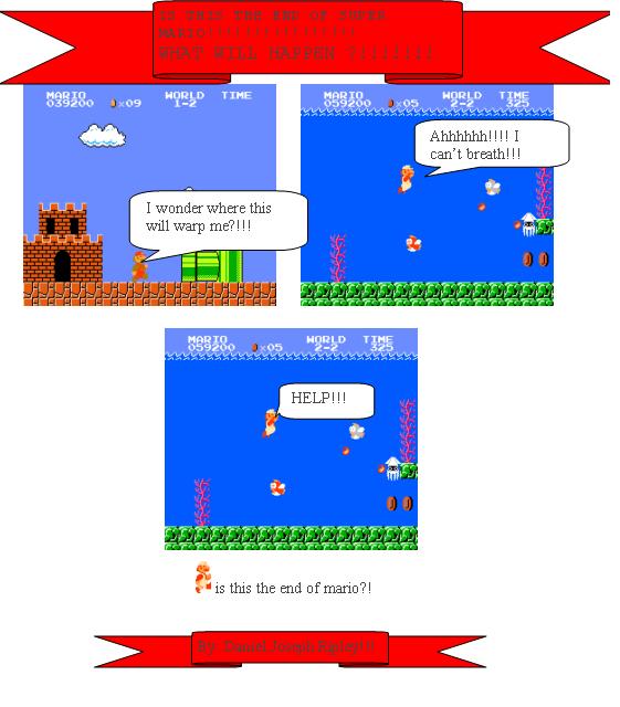 Toad's Castle Fan Comics
